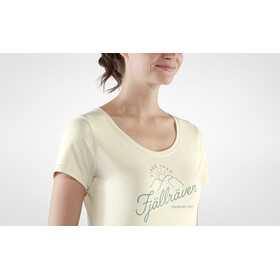 Fjällräven Sunrise T-Shirt Women, chalk white